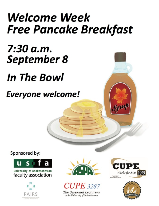 Pancake Breakfast Poster-Flyer